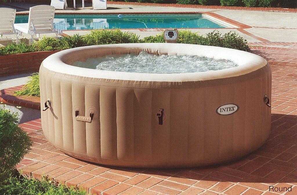 Bazény Pure Spa - výřivé