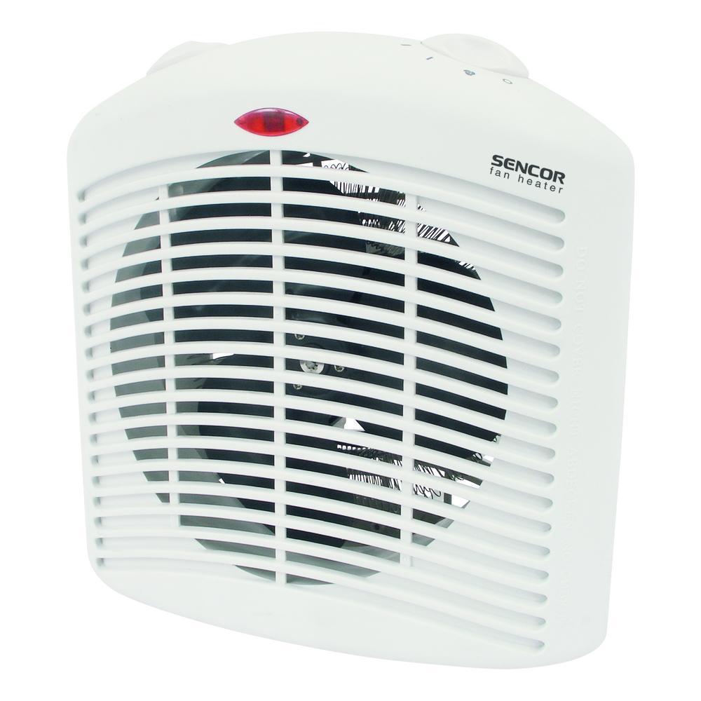 Tepelné ventilátory