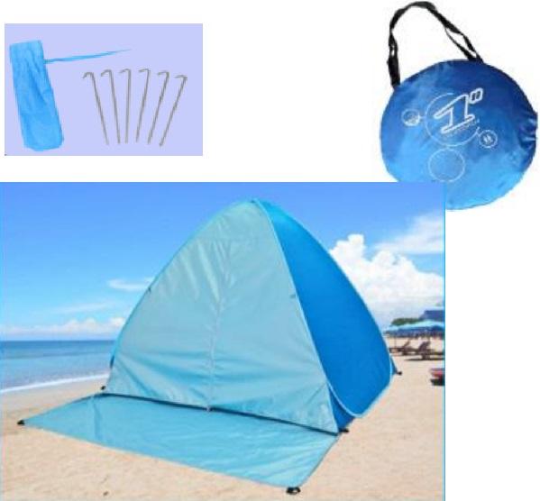 Plážové stany