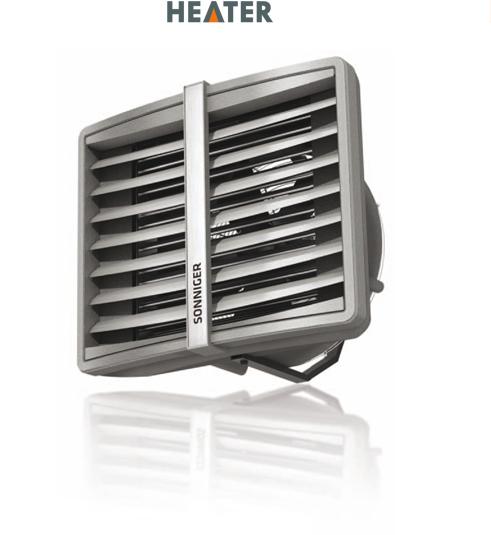 Vzduchové ohřívače