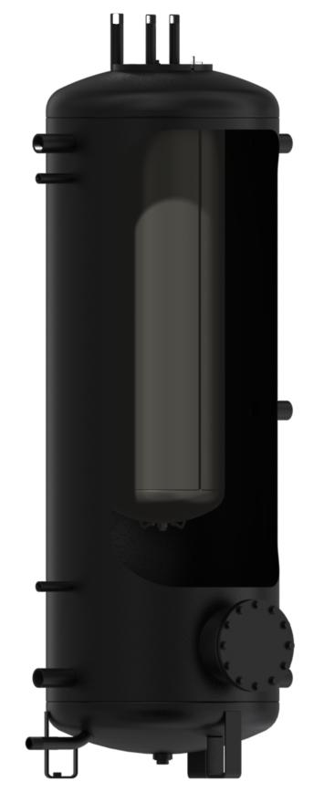 Akumulační nádrže s vnitřním zásobníkem
