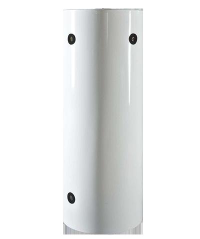 Akumulační nádrže bez vnitřního zásobníku
