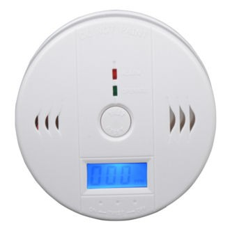 Detektory plynu