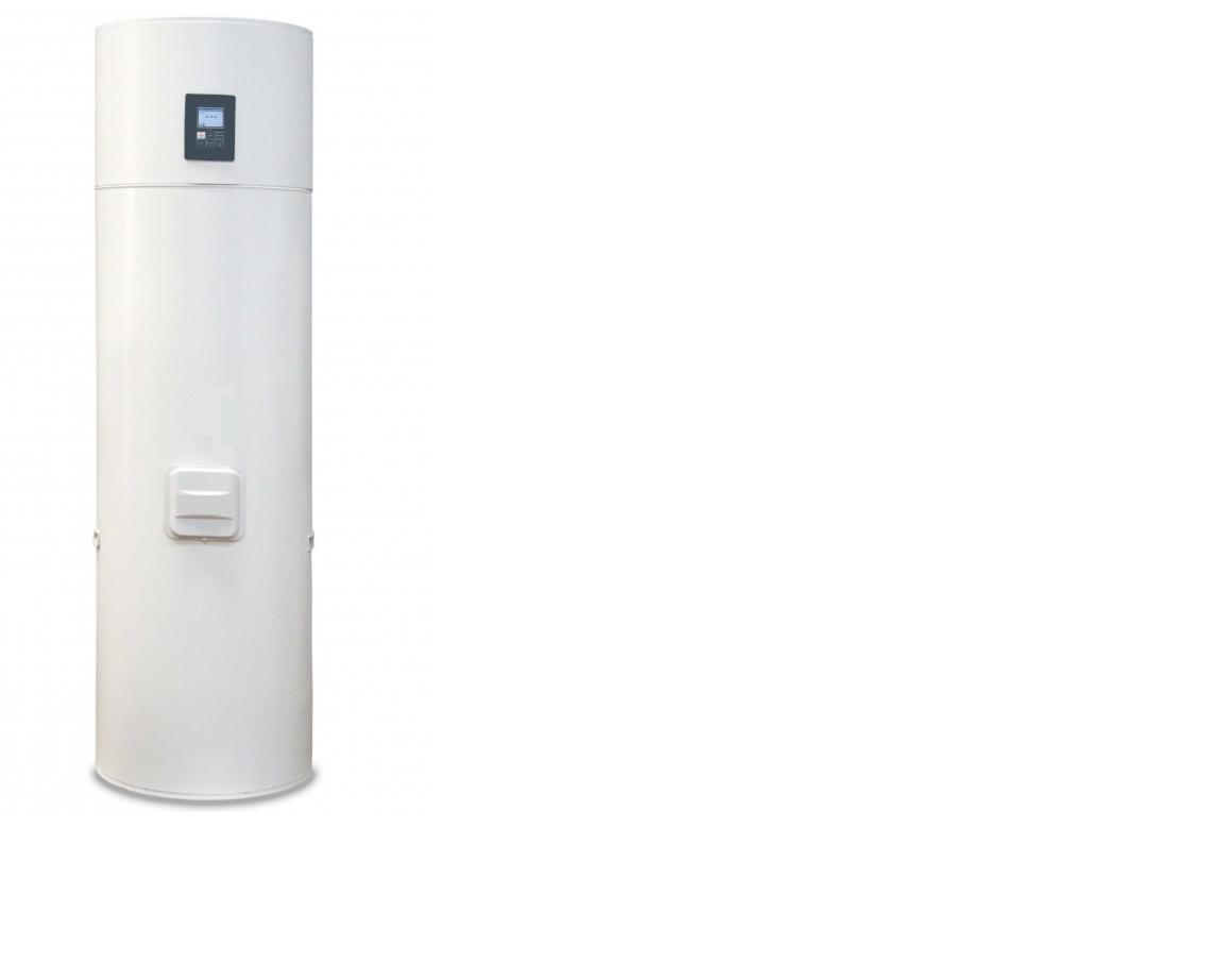 Ohřívač vody s tepelným čerpadlem