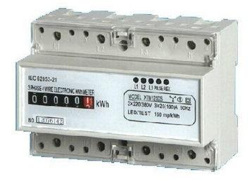Elektroměry, prodlu- žovací kabely