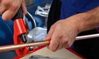 Řezání trubek mechanické