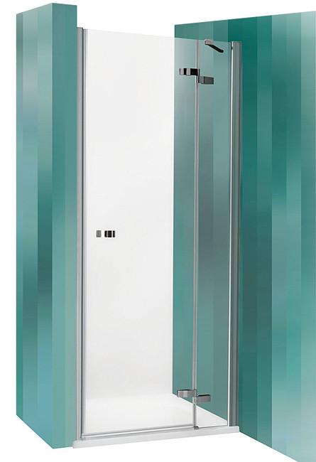 Sprchové dveře do niky a boční pevné díly