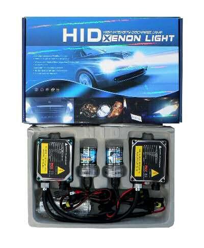 Xenonové HID sady, LED - denní svícení