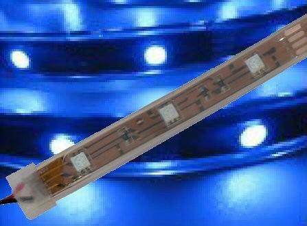 Žárovky halogenové, LED, pásky