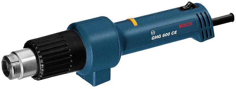 Horkovzdušná pistole Bosch GHG 600 CE Professional, 0601942103