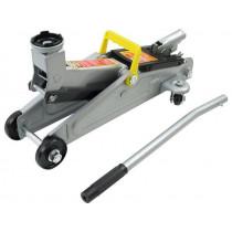 Zvedák hydraulický pojezdový, 2t, zdvih 130-342mm  EX80110